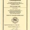 Certifikát RAL